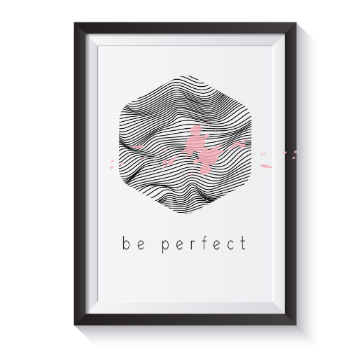 Be Perfect h/c